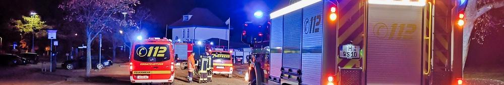 Schornsteinbrand: Schlesierweg