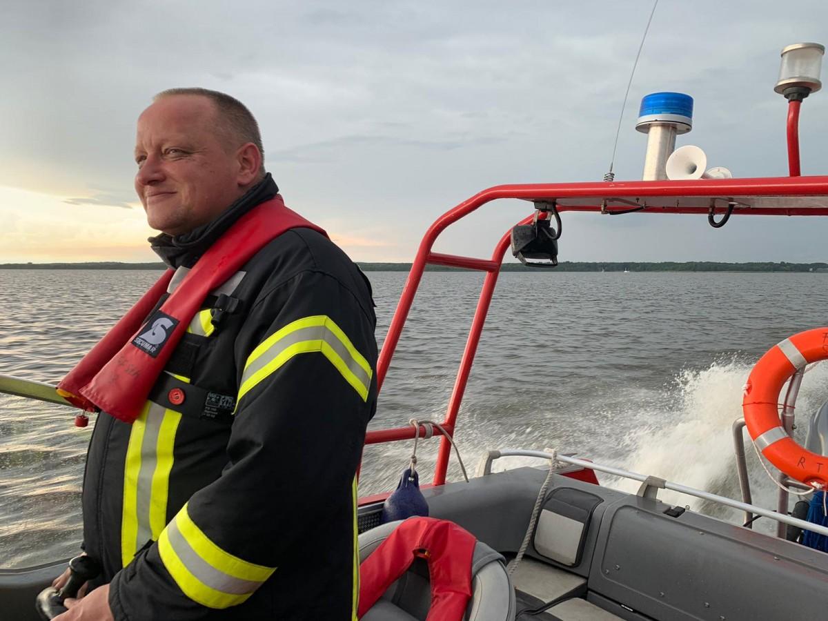 Vermisster Surfer: Ostenmeer