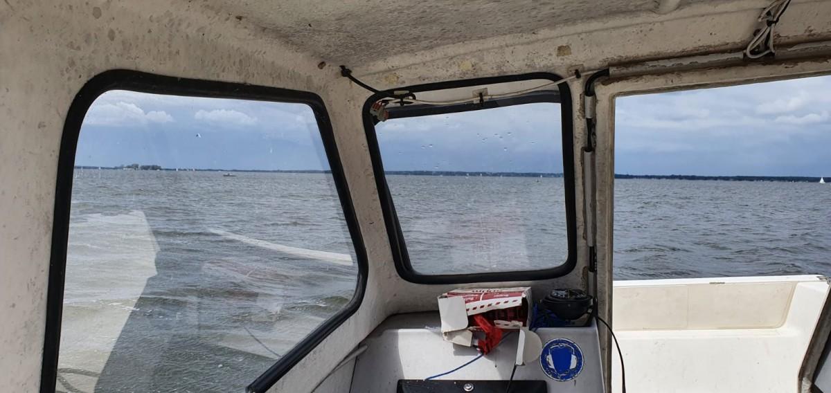 Steinhuder Meer: mehrere Boote ins Schilf getrieben