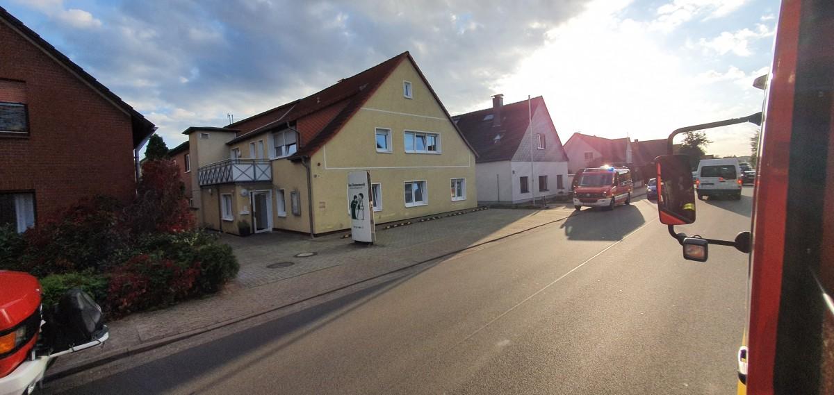 Großenheidorn: ausgelöste Brandmelderanlage im Altenheim